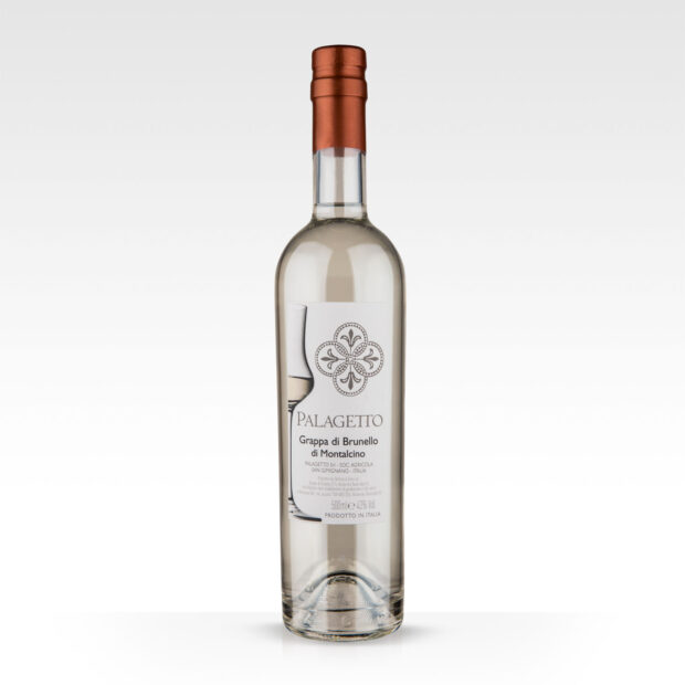 palagetto wine grappa brunello